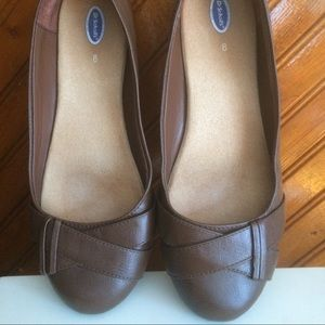 Dr Scholls flat shoes